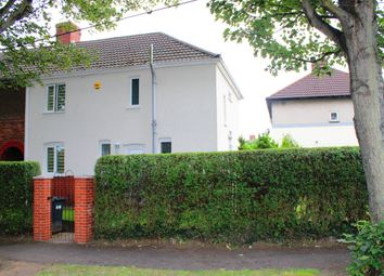 Thumbnail 3 bed end terrace house for sale in Waverley Avenue, Doncaster, South Yorkshire