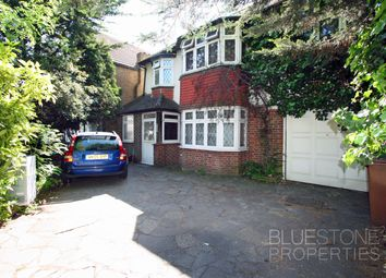 Thumbnail 5 bed detached house to rent in Croydon Road, Wallington