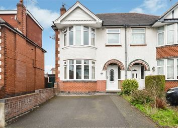 Thumbnail 3 bed semi-detached house for sale in Wildcroft Road, Whoberley, Coventry, West Midlands