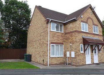 Thumbnail 3 bed property to rent in Peacock Close, Tipton