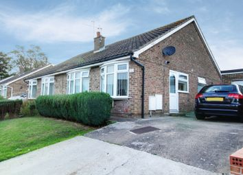 Thumbnail 2 bed semi-detached bungalow for sale in Voltigeur Drive, Hartlepool, Cleveland