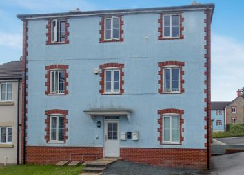 Thumbnail 2 bed flat to rent in First Floor Flat, Launceston, Cornwall