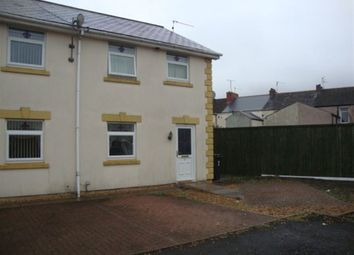 Thumbnail 3 bed semi-detached house to rent in Merriotts Court, Maindee