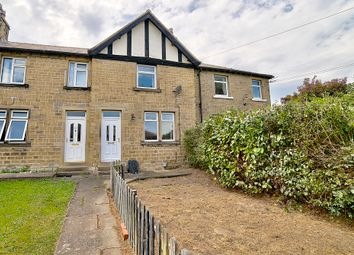Thumbnail 2 bed terraced house for sale in Farfield Road, Almondbury, Huddersfield