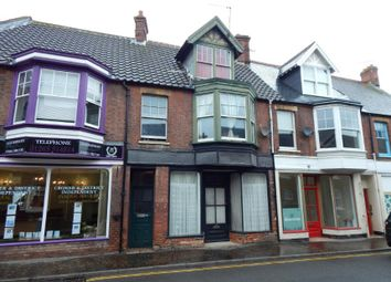 Thumbnail 5 bed terraced house for sale in 30 & 30A West Street, Cromer, Norfolk