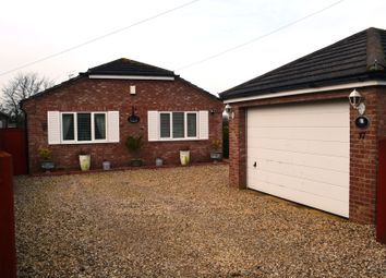Thumbnail 4 bedroom detached bungalow for sale in Wood Street, Doddington
