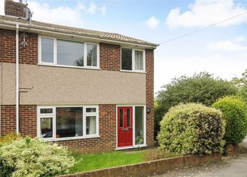 Thumbnail 3 bed semi-detached house for sale in Hubert Way, Broadstairs