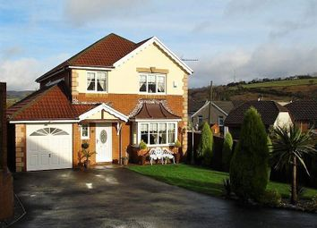 Thumbnail 4 bed detached house for sale in Swyn Y Nant, Porth