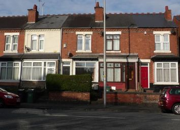 Thumbnail 3 bed terraced house for sale in Thimblemill Road, Bearwood, West Midlands