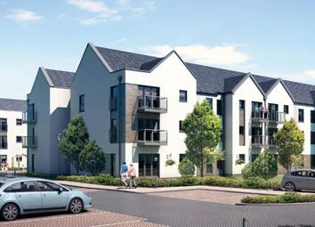 Thumbnail 2 bed flat for sale in Mill Wynd, Haddington