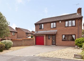 Thumbnail 4 bedroom detached house for sale in Clayford Close, Canford Heath, Poole, Dorset
