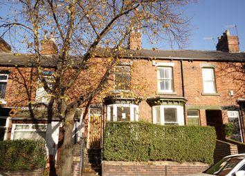 Thumbnail 3 bedroom terraced house for sale in Meersbrook Park Road, Meersbrook, Sheffield