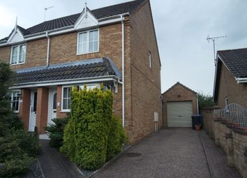 Thumbnail 2 bed semi-detached house to rent in St Michaels Close, Beccles