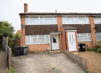 Thumbnail 3 bed end terrace house to rent in Hornes End Road, Flitwick, Bedford