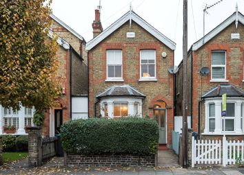 Thumbnail 4 bed detached house for sale in Canbury Avenue, Kingston Upon Thames