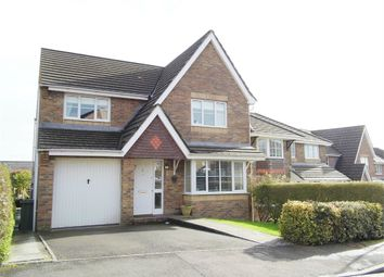 Thumbnail 4 bed detached house for sale in Ffordd Y Groes, Broadlands, Bridgend, Mid Glamorgan