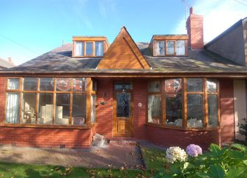 Thumbnail 3 bedroom semi-detached bungalow for sale in Arlington Avenue, Blackpool
