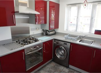Thumbnail 3 bed terraced house for sale in Tanner Close, Radstock