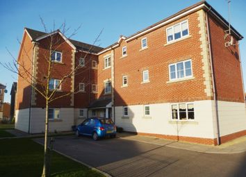 Thumbnail 2 bedroom flat for sale in Meadowsweet Road, Hartlepool, County Durham