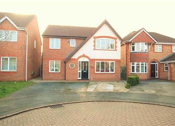 Thumbnail 4 bed detached house for sale in Allington Close, Walton-Le-Dale, Preston