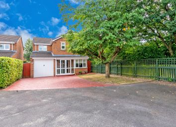 Thumbnail 4 bed detached house for sale in Sapphire Drive, Heath Hayes, Cannock