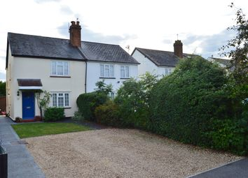 Thumbnail 2 bed semi-detached house for sale in Fifield Road, Fifield, Maidenhead