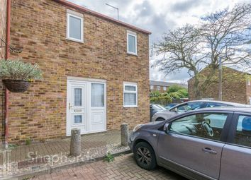 Thumbnail 2 bed end terrace house for sale in Brockles Mead, Harlow, Essex