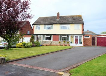 Thumbnail 3 bedroom semi-detached house for sale in Thirlmere Close, Palmers Cross, Wolverhampton