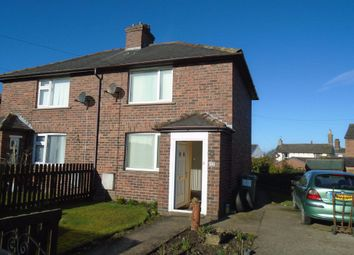 Thumbnail 2 bed semi-detached house to rent in Brackenlands, Wigton