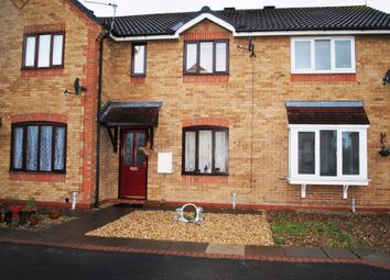 Thumbnail 2 bed terraced house to rent in Teal Close, Scawby Brook, North Lincolnshire
