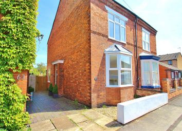 Thumbnail 3 bed semi-detached house for sale in Sandford Road, Syston, Leicestershire