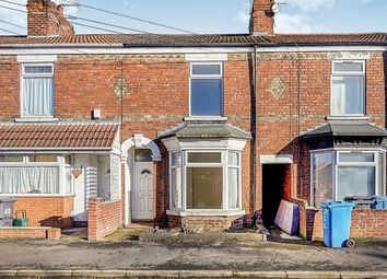 Thumbnail 3 bedroom terraced house to rent in Worthing Street, Hull