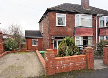 Thumbnail 4 bed semi-detached house for sale in Alan Avenue, Manchester