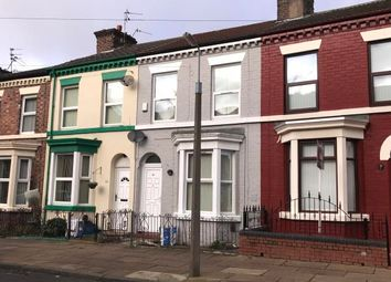Thumbnail Terraced house for sale in Dombey Street, Toxteth, Liverpool