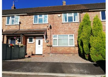 Thumbnail 3 bed terraced house for sale in Warren Avenue, Knutsford