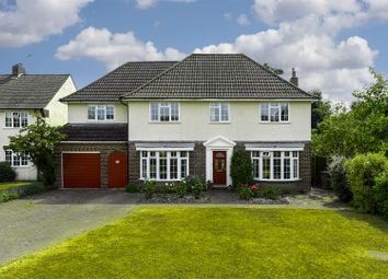Thumbnail 6 bed detached house for sale in Evesham Close, Reigate