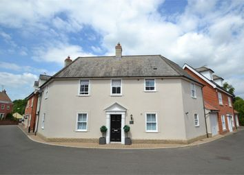 Thumbnail 4 bed link-detached house for sale in Barley Close, Mistley, Manningtree, Essex