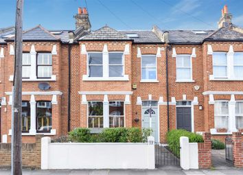 Thumbnail 4 Bed Semi Detached House For Sale In Faraday Road London