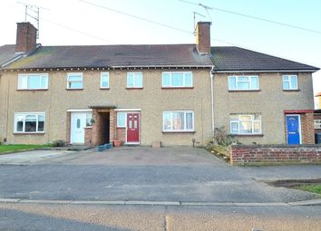 Thumbnail 3 bed terraced house for sale in Centre Parade, Kettering