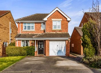 Thumbnail 4 bed detached house for sale in Lynham Avenue, Birdwell, Barnsley