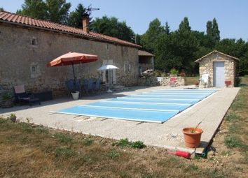 Thumbnail 1 bed property for sale in St-Projet-St-Constant, Charente, France