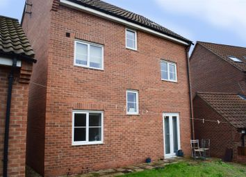 Thumbnail 6 bed detached house for sale in Attoe Walk, Norwich