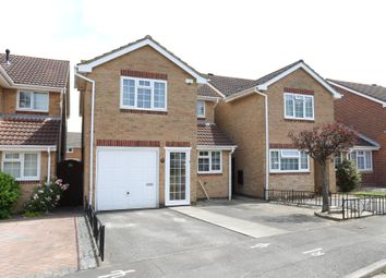 Thumbnail 3 bed detached house for sale in Briarwood Close, Fareham