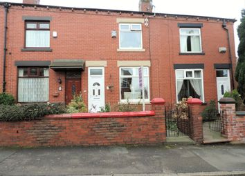 Thumbnail 2 bed terraced house for sale in Kingsley Road, Oldham