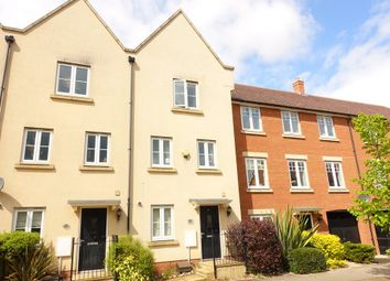 Thumbnail 4 bedroom town house to rent in St Helena Avenue, Newton Leys, Milton Keynes