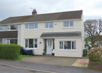 Thumbnail 4 bed semi-detached house for sale in Oaktree Crescent, Cockermouth, Cumbria
