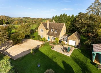 Thumbnail 4 bed detached house for sale in Station Road, Lower Heyford, Oxfordshire