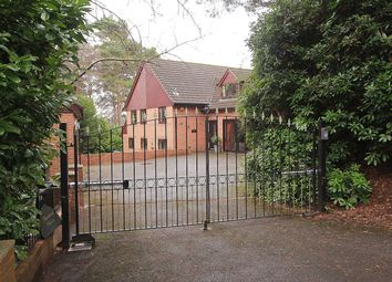 Thumbnail 5 bed detached house for sale in Walkers Ridge, Camberley, Camberley