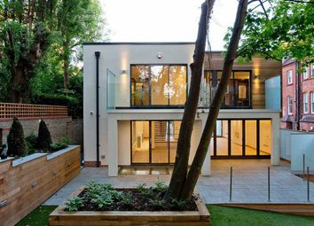 Thumbnail 5 bed detached house to rent in Tyburn House, Netherhall Gardens, Hampstead