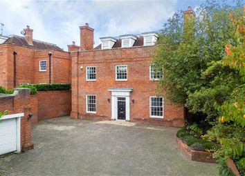 Thumbnail 6 bed property for sale in Totteridge Lane, London